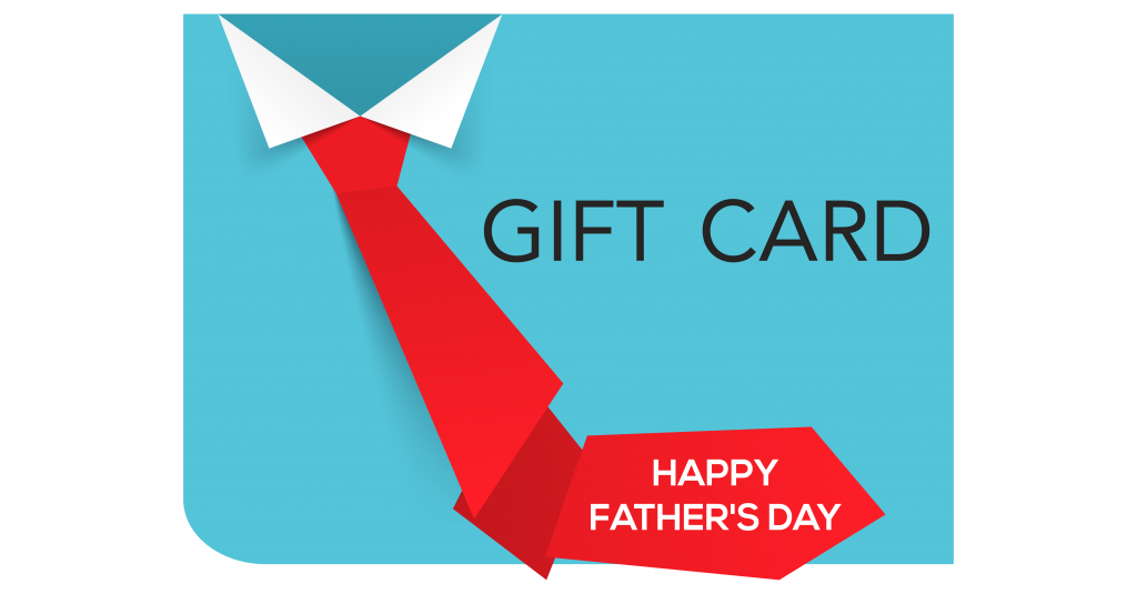 Gift Cards Make Great Father's Day Gifts | Canadian POS